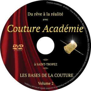 COURS DE COUTURE DVD