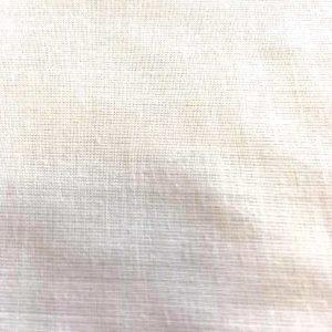 Tissu voile de coton – blanc