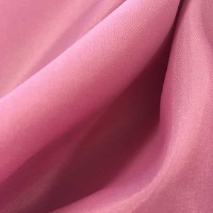 Doublure en pongé antistatique – vieux rose