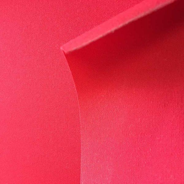 acheter Tissu d'extérieur Sunbrella anti eau taches rouge
