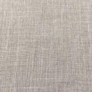 Tissu Burlington infroissable – Gris chiné