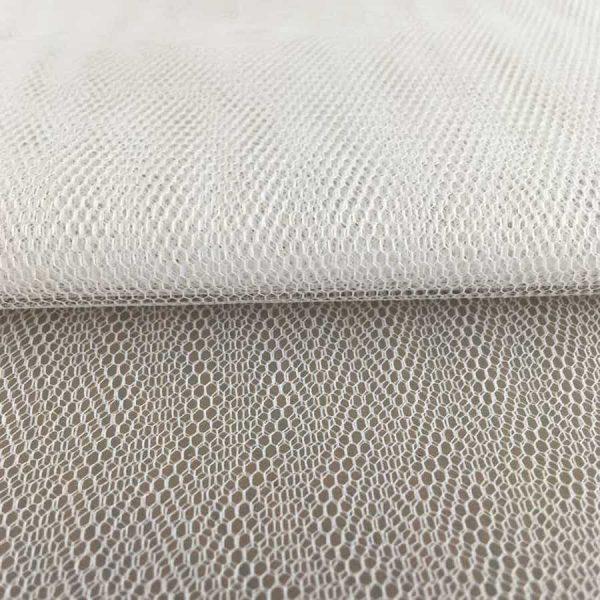 acheter Tissu-tulle-rigide-blanc