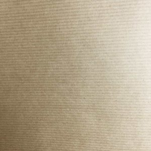 Papier kraft brun vergé au mètre