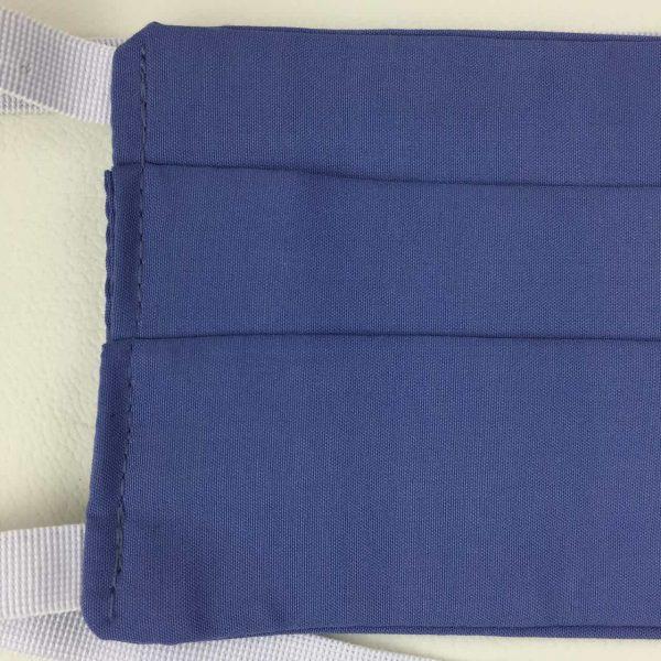 Masque à plis Iris 3 couches viscose