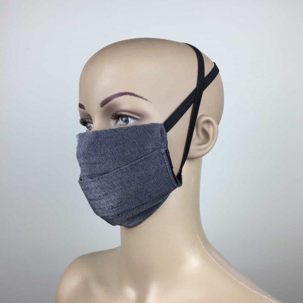 Masque-polyester