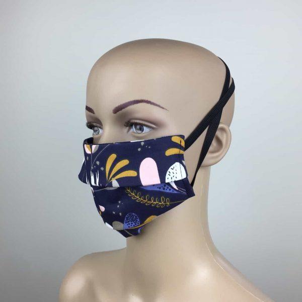 masque coton mask face