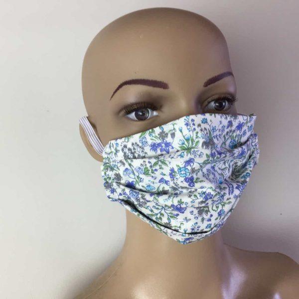 masque protection coton