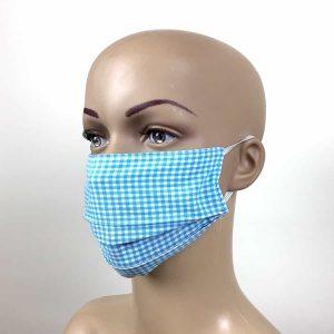 Masque vichi avec poche
