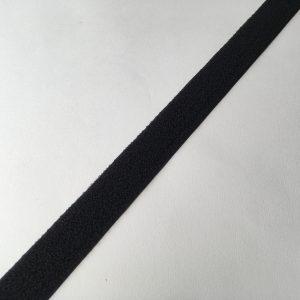 Ruban scratch auto agrippant APLIX 800 astrakan (velour) 25 noir