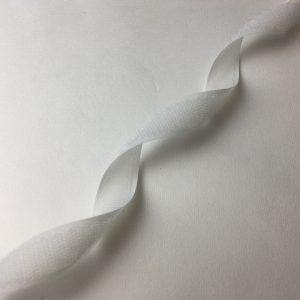 Ruban scratch auto agrippant APLIX 800 crochet 20 mm blanc