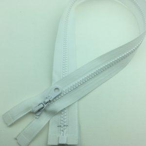 Fermeture éclair séparable plastique – 55 cm