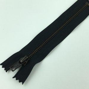 Fermeture éclair pour jeans- 15 cm