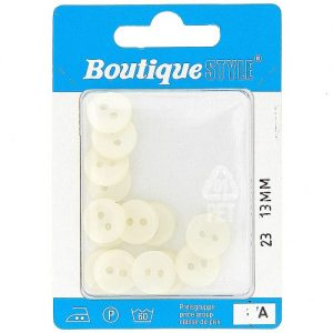 Carte 14 boutons 13 mm code prix A -pos  23
