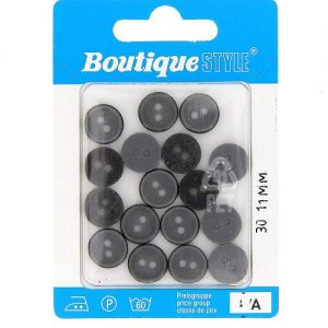 Carte 17 boutons 11 mm code prix A -pos  30