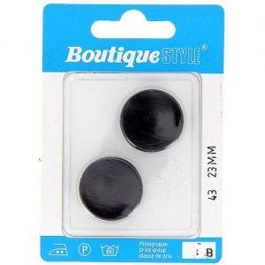 Carte 2 boutons 23mm code prix B -pos  43