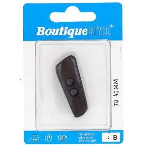 Carte 1 boutons 40mm code prix B -pos  70