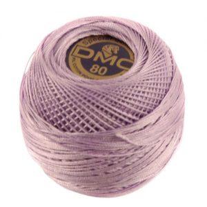 Boite 10 pelotes fil coton pour crochet Spécial dentelles 5 g