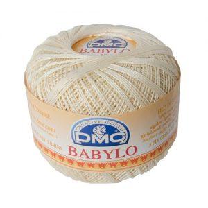 10 pelotes fil crochet 100 g babylo 1160 m
