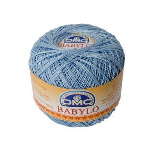 10 pelotes 50 g fil crochet babylo 500 m