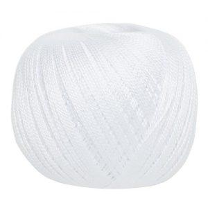 Boîte 4 pelotes Petra 100 g / 800m Fil mercerisé grosseur 8