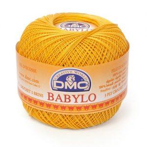 10 pelotes 50 g fil crochet babylo 266 m