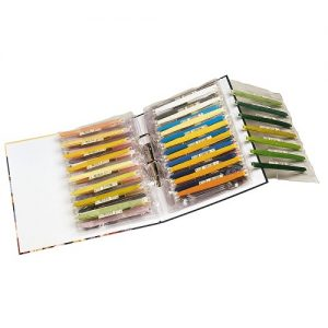 Presentoir + 50 feuilles classeur