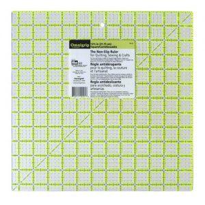 Omnigrip règle antidérapante 12,5 x 12,5 inch