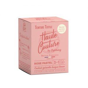 Teinture textile haute couture rose pastel – 350g
