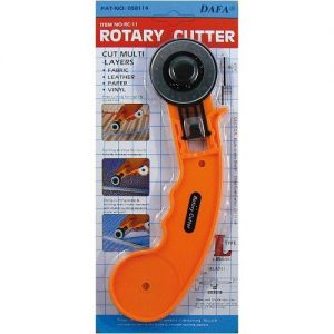 Cutter rotatif diam.45mm.lame droite