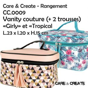 Vanity couture Care & Create