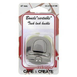 """Boucle """" cartable"""" 47 mm"""