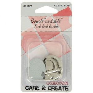 """Boucle """" cartable"""" 31 mm"""