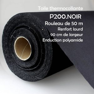 Renfort thermocollant lourd, larg.90