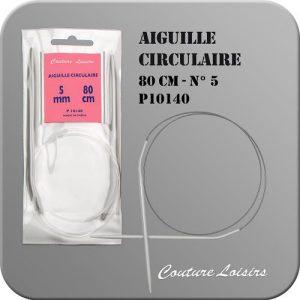 Aiguille circulaire – 80 cm – n°5.00