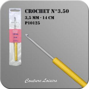 Crochet – 14cm – n°3.50