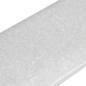25 m auto-agrippant adh 50 mm blanc – loop – velou