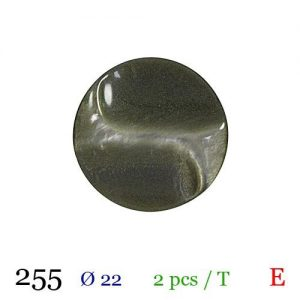 Tube 2 boutons ref : 255