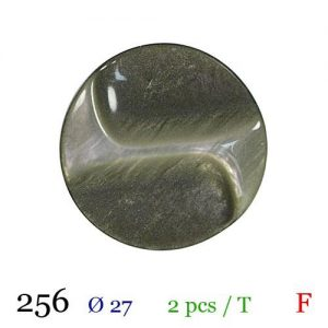 Tube 2 boutons ref : 256