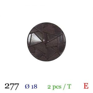 Tube 2 boutons ref : 277
