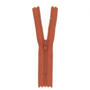 Fermeture nylon non séparable 25 cm