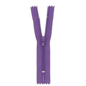 Fermeture nylon non séparable 55 cm