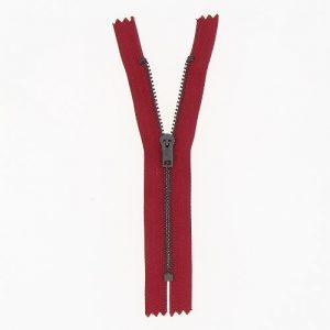 Fermeture spéciale pantalon non séparable 18 cm