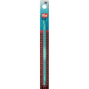 Crochet tunisien double pointe 15 cm 6,00 mm