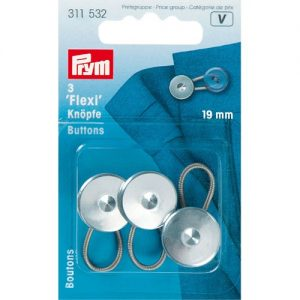 Boutons flexi 19 mm