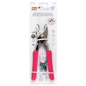 Prym Love Pince Vario fuchsia + outils Color Snaps
