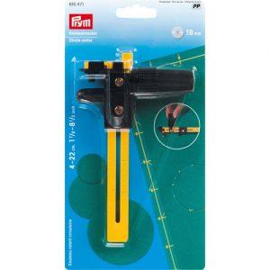 Couteau rotatif circulaire Ø 18 mm