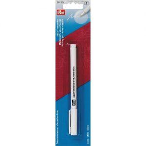 Aqua trick marker effaçable à l'eau, blanc