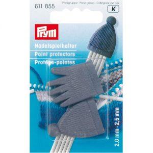 Carte 2 Protège-pointes plastique  diam 2-2.5mm
