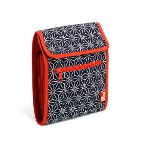 Rangement aiguilles à tricoter circulaire Kyoto