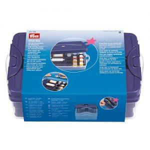 Click box avec coque de rangement pour fils à coud